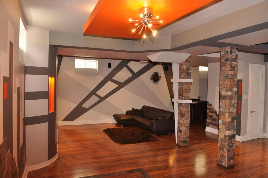 Basement Renovation by Details Home Improvement LLC