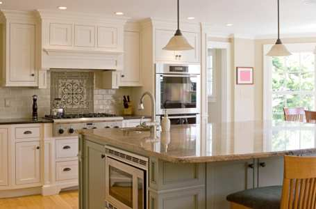 Kitchen renovation by Details Home Improvement LLC